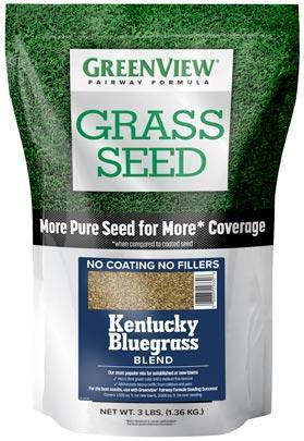GreenView Kentucky Bluegrass