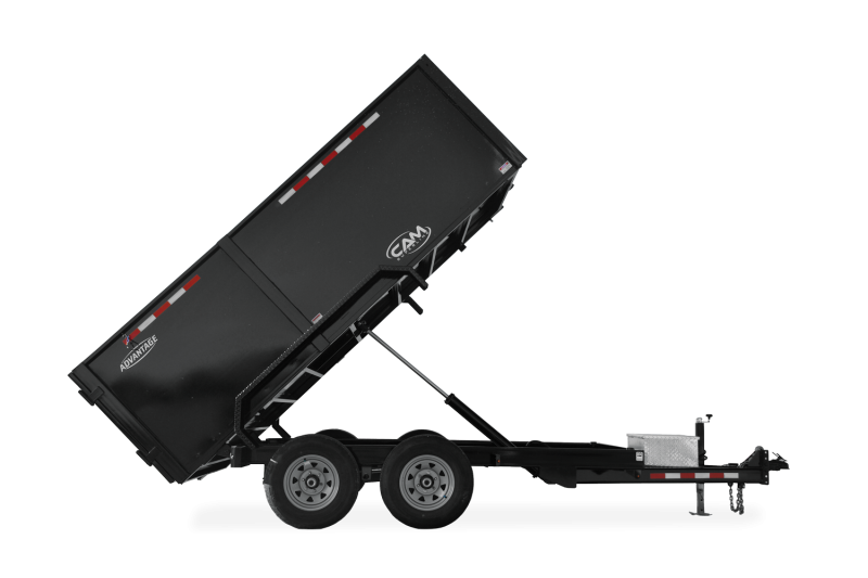 2020 Cam Superline 6' x 12' Dump Trailer