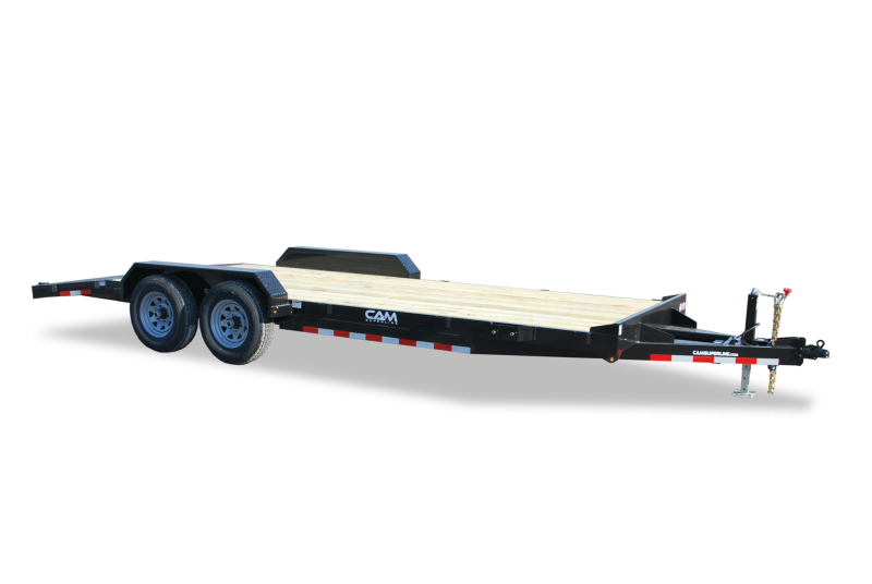 "2020 Cam Superline 3.5 Ton Car Hauler 82"" X 18' - Wood Deck Car / Racing Trailer"