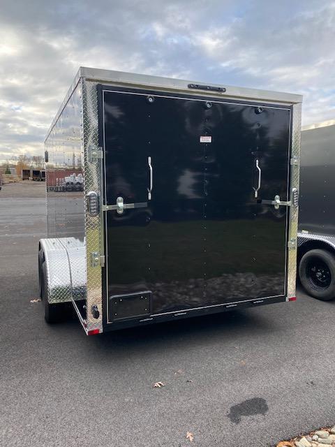 2021 Arising 7' X 14' Enclosed Cargo Trailer