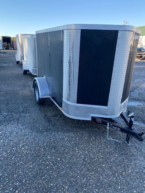 2021 Arising 5' x 8'  Enclosed Cargo Trailer