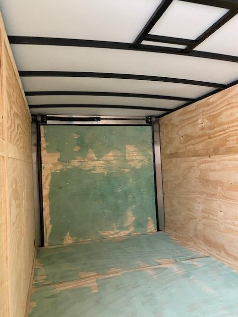 2021 Arising 7' x 16' Tandem Axle Enclosed Cargo Trailer
