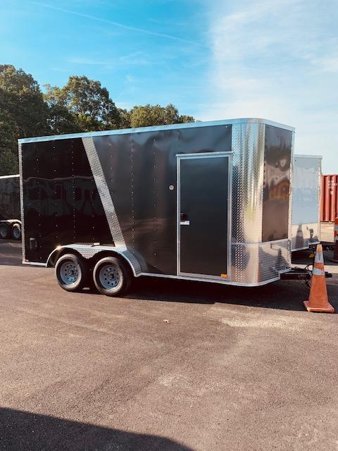 2021 Arising 7' x 14'  Enclosed Cargo Trailer