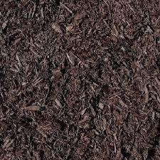Dyed Brown Mulch Bulk, Bagged, & Delivered
