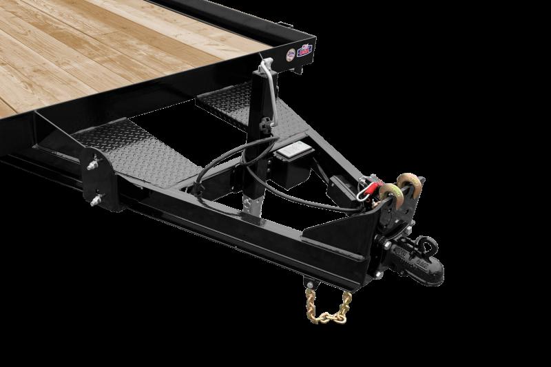 2021 Cam Superline 7' X 16' Warrior Equipment Hauler Equipment Trailer