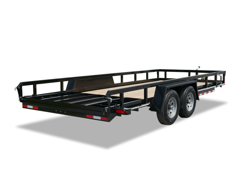 2021 Cam Superline 7' X 20' 10K Utility Trailer