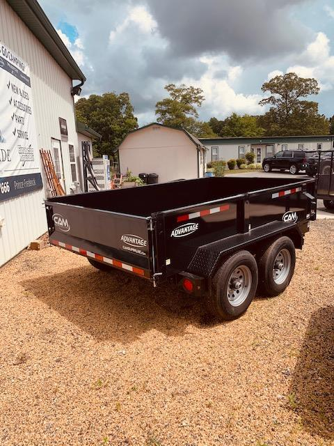 2021 Cam Superline 6' x 10' Dump Trailer