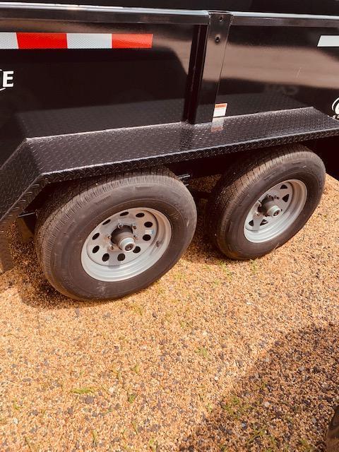 2021 Cam Superline 6' x 10' Dump Trailer