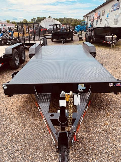 "2020 Cam Superline 82""x20' Equipment/Car Hauler Trailer"