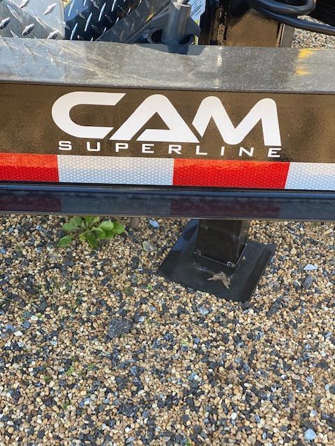 """2021 Cam Superline 8'.5"""" X 16+4 Deckover Equipment Trailer"""