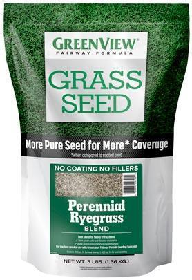 GreenView Perennial Ryegrass