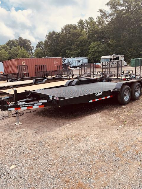 "2020 Cam Superline 82"" X 18' Steel Deck Car / Racing Trailer"
