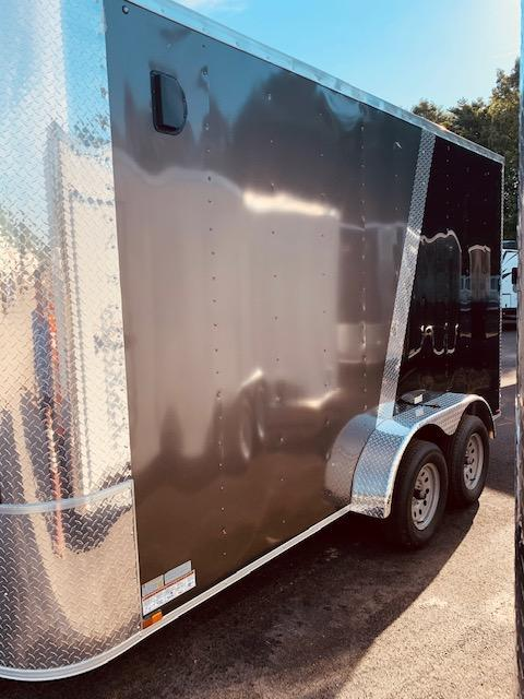 "2020 Arising 7'x14' Enclosed Cargo Trailer 7'6"" Interior Height"