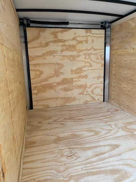 2021 Arising 7' X 14' Tandem Axle Enclosed Cargo Trailer