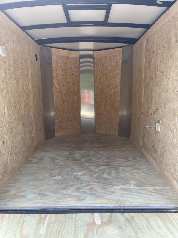 2021 Arising 5' X 6' Enclosed Cargo Trailer