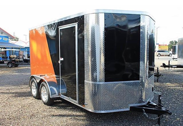 2020 Arising Enclosed Cargo/Concession Trailers Enclosed Cargo Trailer