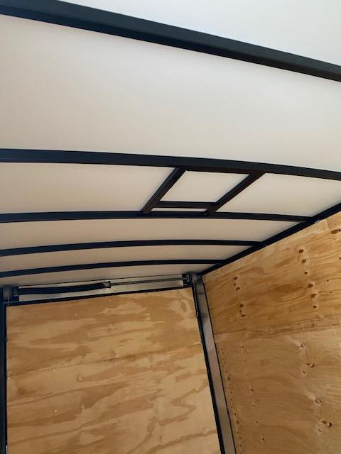 2021 Arising 7' x 14 Single Axle Enclosed Cargo Trailer