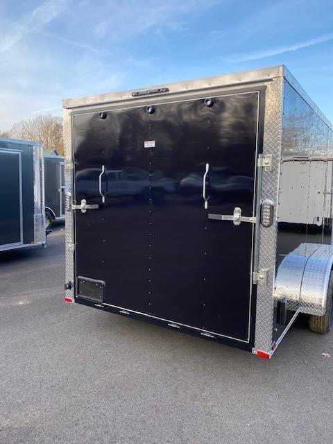 2021 Arising 7' X 16' Tandem Axel Enclosed Cargo Trailer