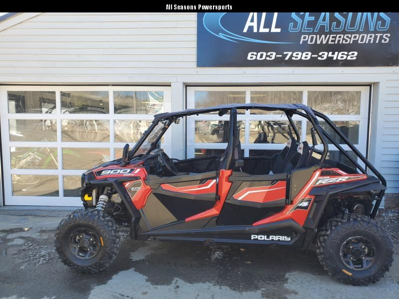 2015 Polaris RZR 900 4 Seater Crew EPS
