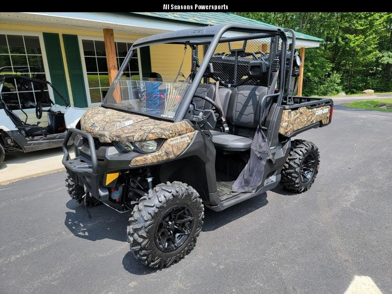 2019 Can Am Defender HD10 only 270 miles