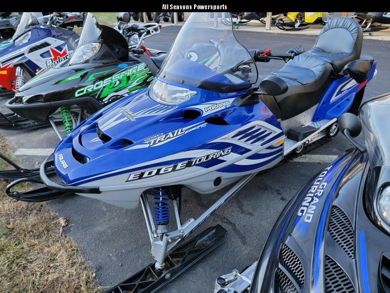 2004 Polaris Indy Trail 550 Fan only 1700 miles