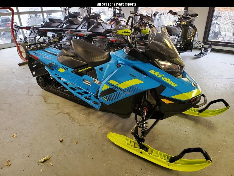 2018 ski-doo Renegade 850 Backcountry X 146""
