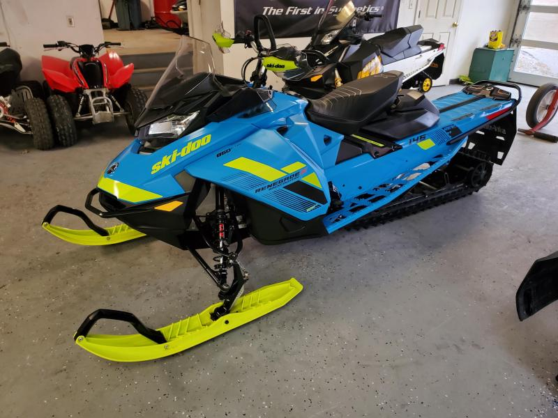 "2018 ski-doo Renegade 850 Backcountry X 146"""