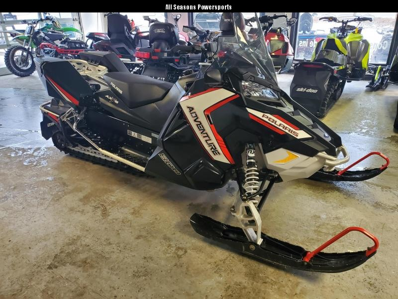 2016 Polaris Switchback Adventure 800