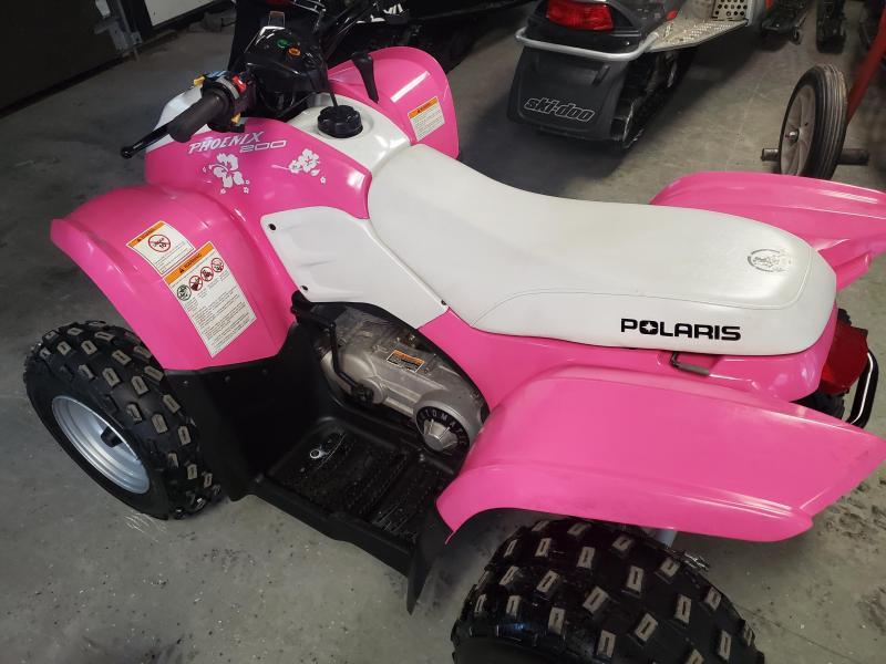 2007 Polaris Phoenix 200