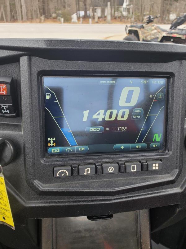 2018 Polaris RZR 1000 XP Ride Command