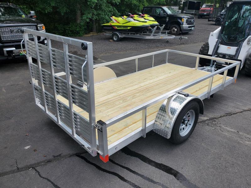 2021 Durabull Trailers 6X12 Aluminum Utility Trailer