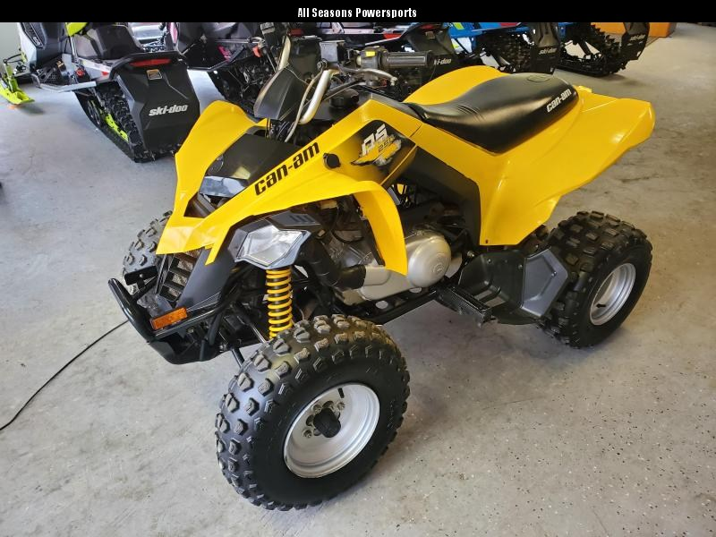 2012 Can Am DS 250