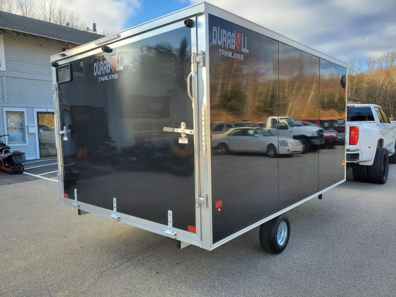 2021 Durabull Trailers Multisport Series 12' Snowmobile Trailer Snowmobile Trailer