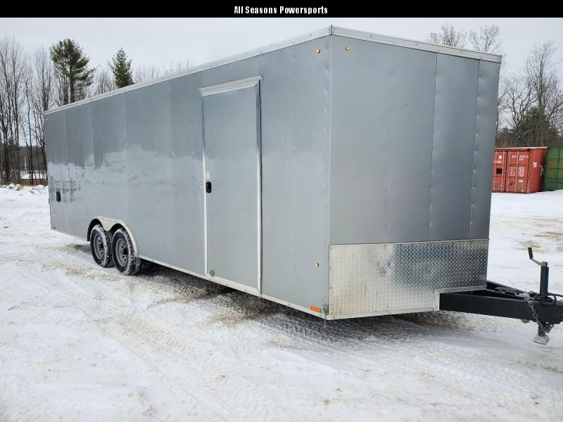 2021 Look Trailers 8x24 Enclosed Trailer Extra Height