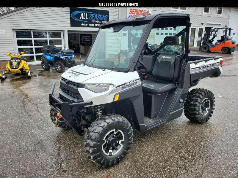 2019 Polaris Ranger 1000 XP Ride Command