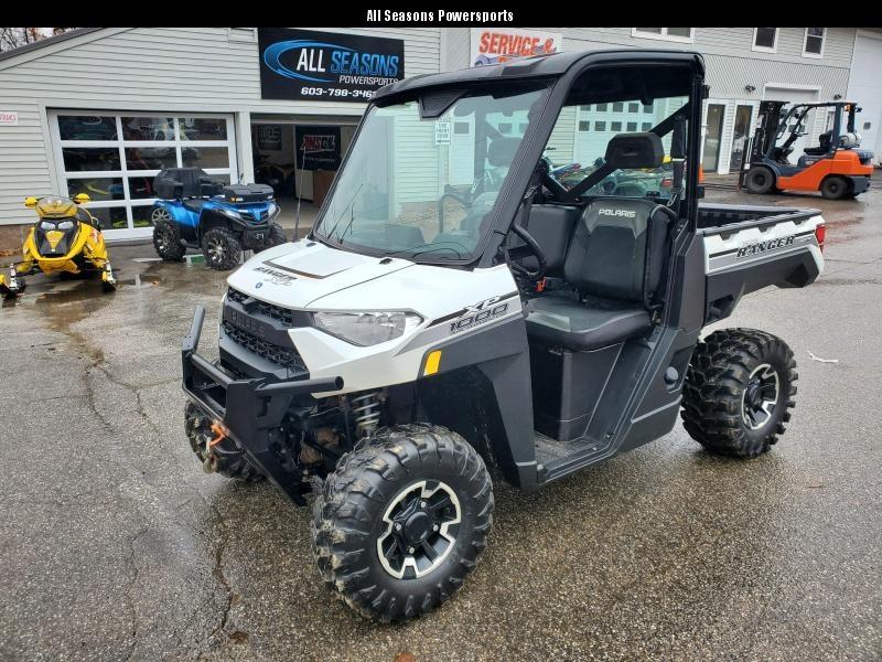 2019 Polaris Ranger 1000 XP Ride Command