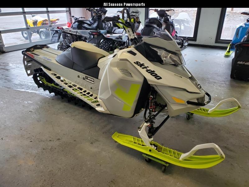 2014 ski-doo Freeride 146 800 Etec only 1494 miles