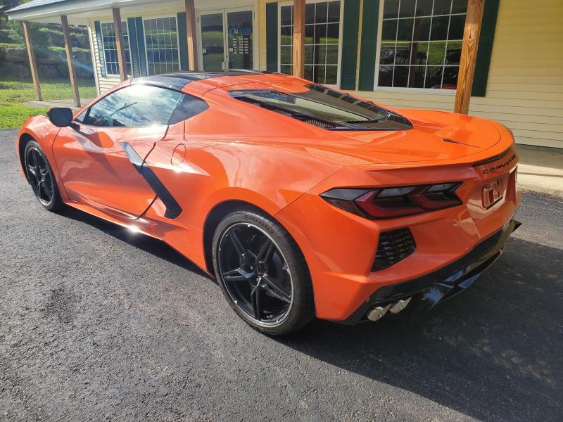 2021 Chevrolet C8 Corvette 1LT