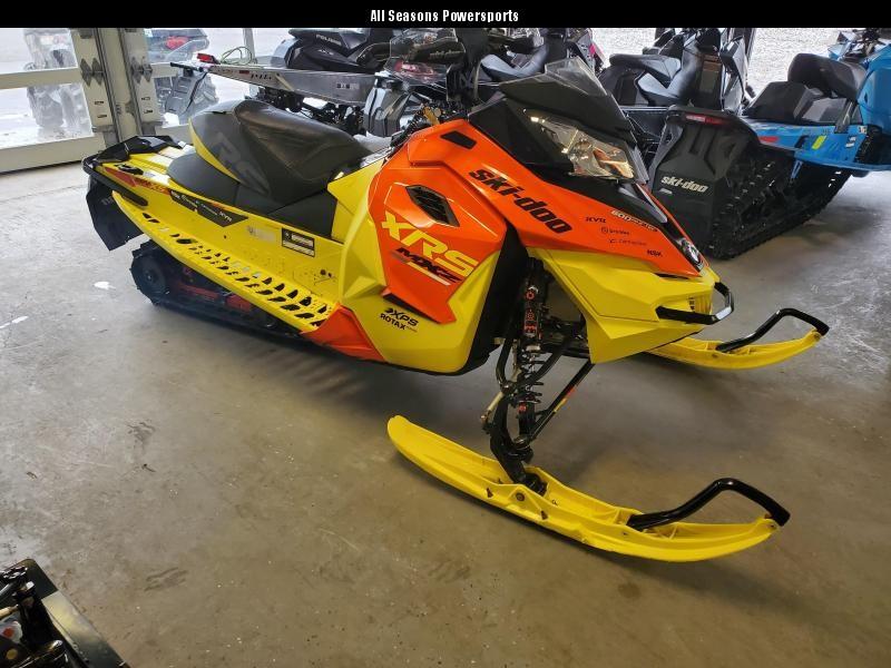 2015 ski-doo XRS 600 ETec