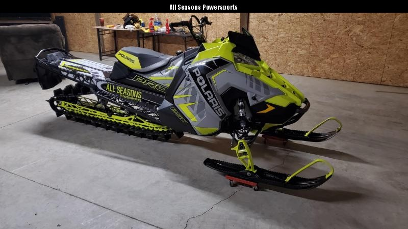 2020 Polaris Pro RMK 850 163