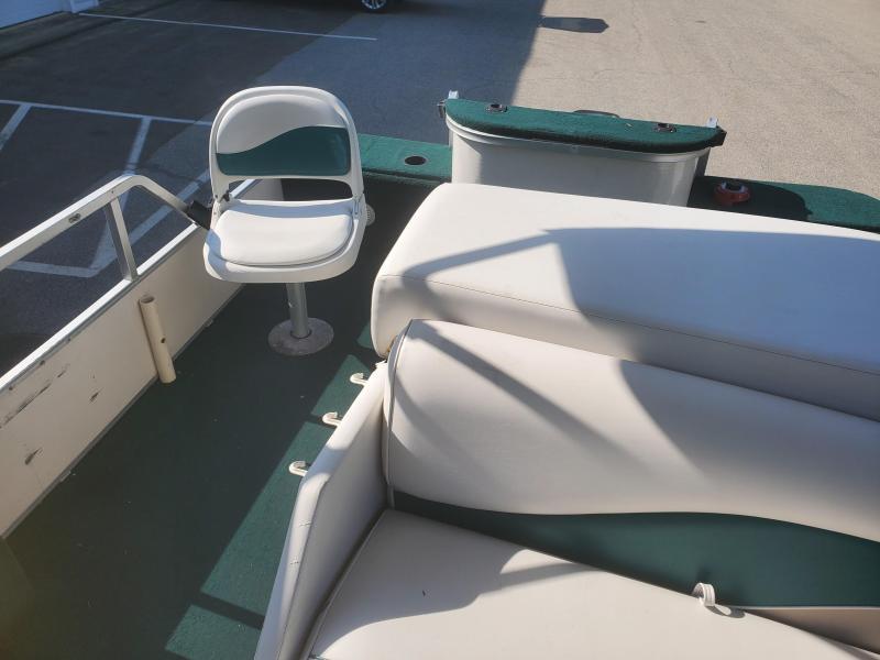2000 Godfrey Sweetwater 22 FT Pontoon Boat