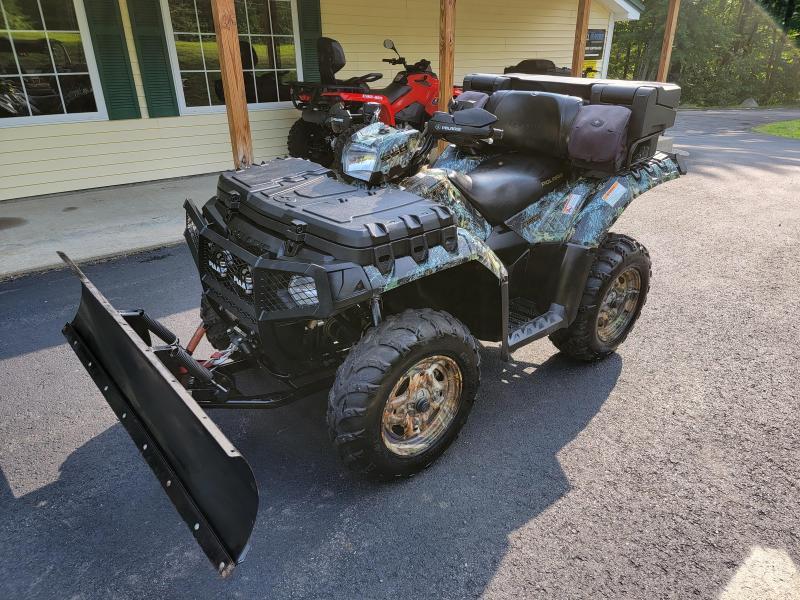 2009 Polaris Sportsman 550 XP 4x4