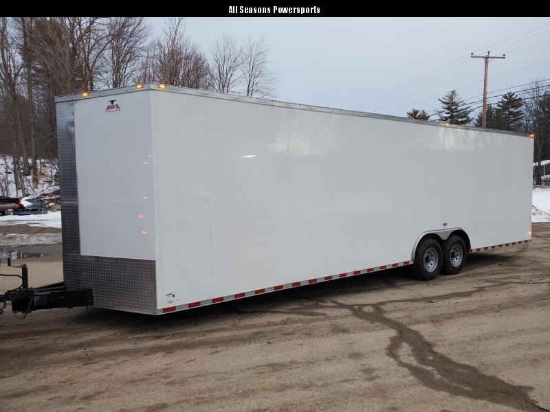 2019 Anvil 8.5x30 Enclosed Trailer Extra Height