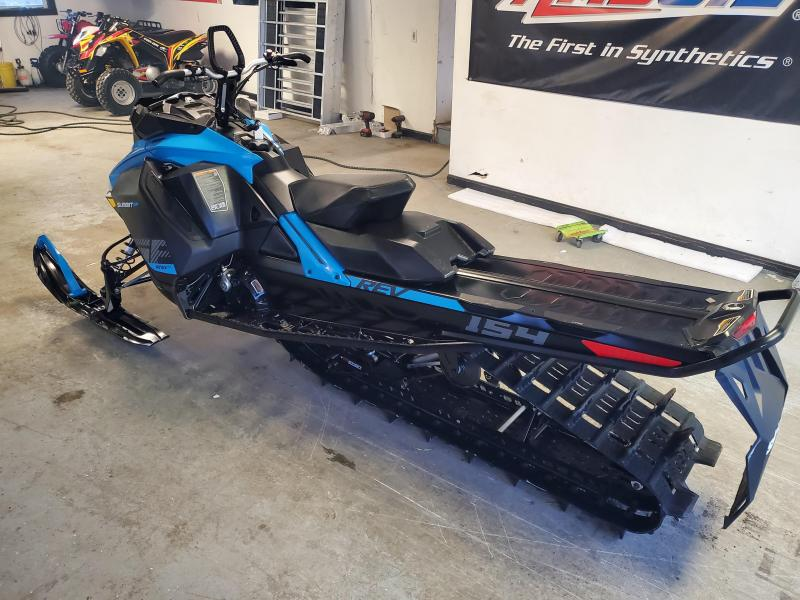 2019 Ski-doo Summit 154 with Shot