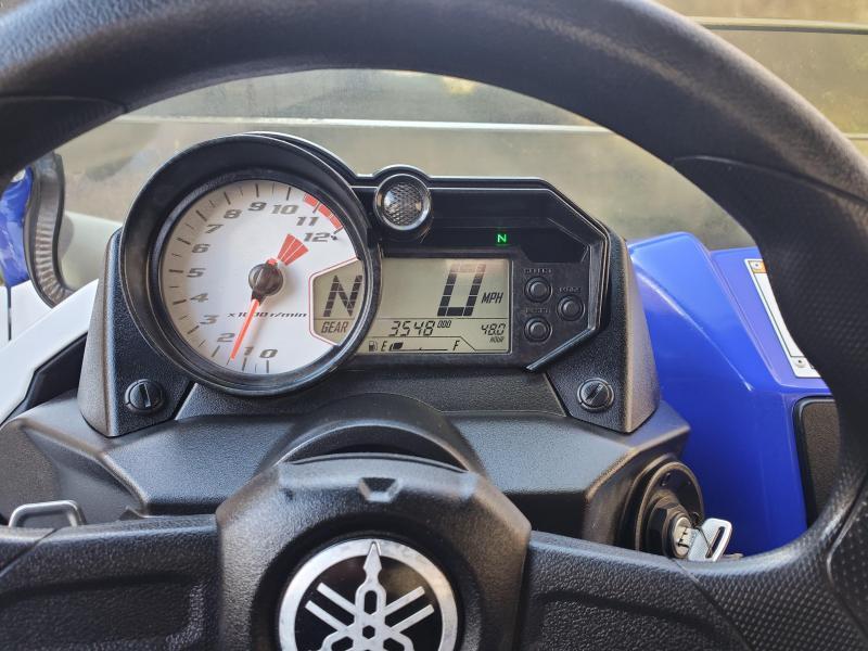 2016 Yamaha YXZ 1000R