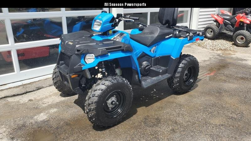 2018 Polaris Sportsman 570 Touring EPS only 75 miles!