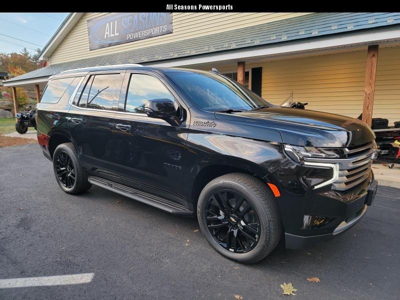 2021 Chevrolet Tahoe High Country Duramax Diesel