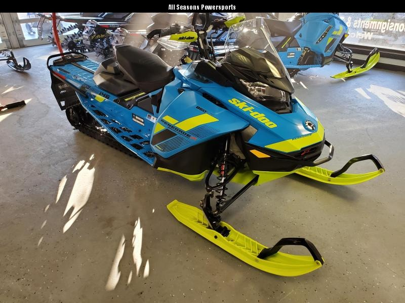 2018 Ski-doo Renegade Backcountry 850