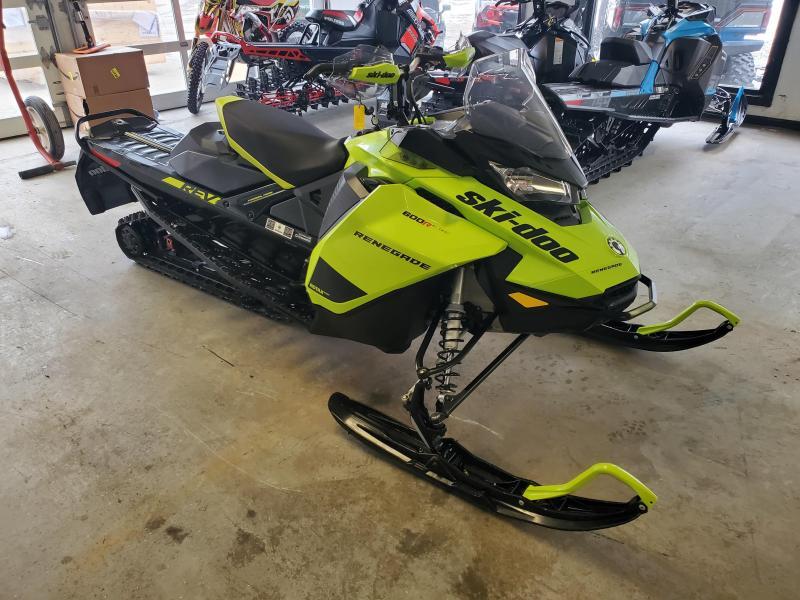 2020 Ski-doo Renegade 600 Etec only 550 miles