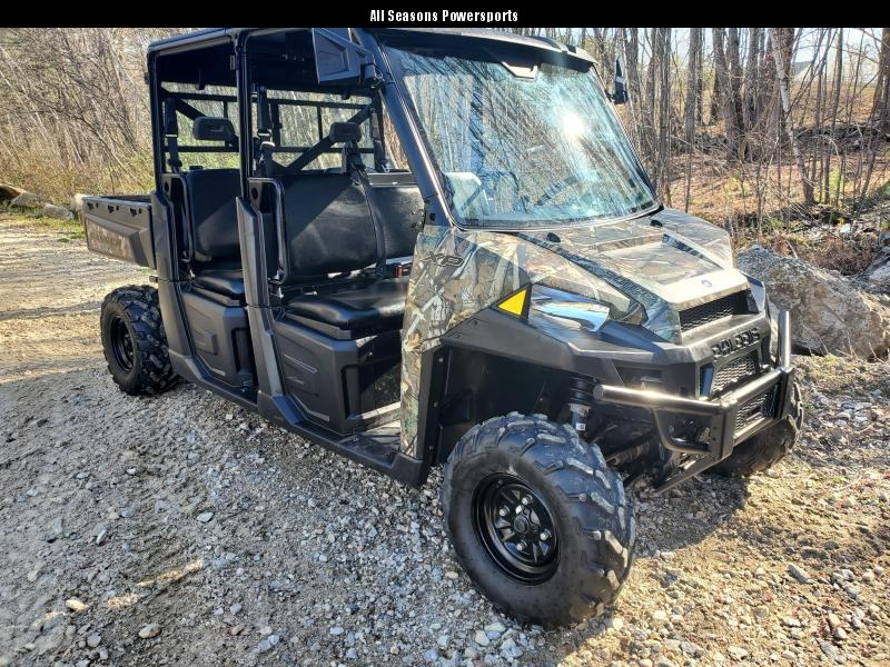 2019 Polaris Ranger XP Crew 900 EPS